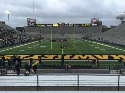 Kinnick Stadium, section: 116, row: 24, seat: 14