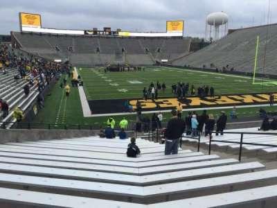 Kinnick Stadium, section: 119, row: 24, seat: 9