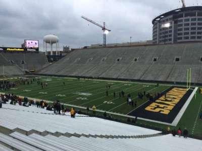Kinnick Stadium, section: 122, row: 42, seat: 9
