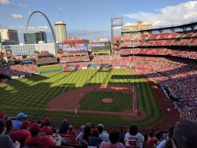 Busch Stadium, section: 354, row: 8, seat: 2