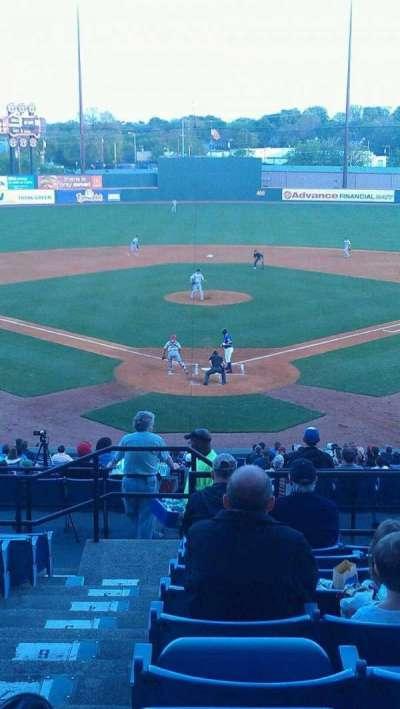 Herschel Greer Stadium section MM