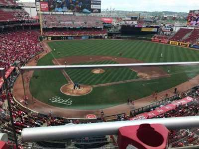Great American Ball Park section 426