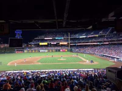 Citizens Bank Park, section: 128, row: 24, seat: 7
