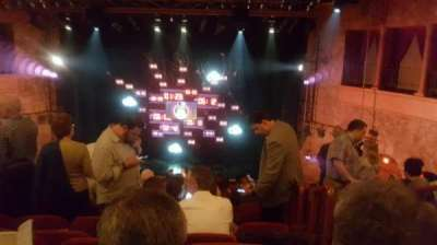 August Wilson Theatre, section: MEZZC, row: H, seat: 101