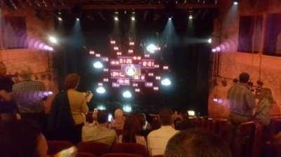 August Wilson Theatre, section: MEZZC, row: H, seat: 101