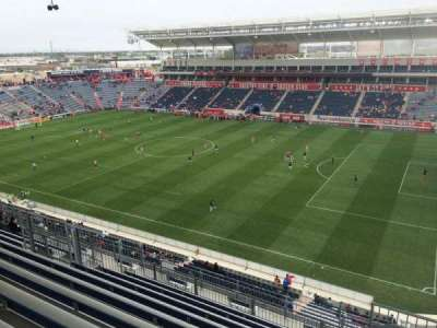 Toyota Park, section: 204, row: 13, seat: 1