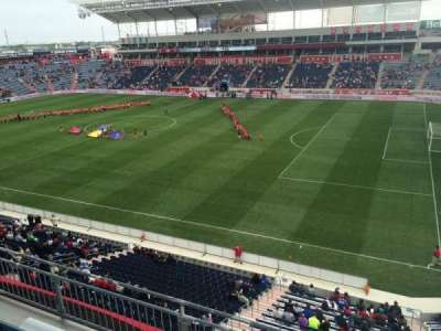 Toyota Park, section: 204, row: 4, seat: 1