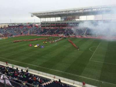 Toyota Park, section: 204, row: 4, seat: 13