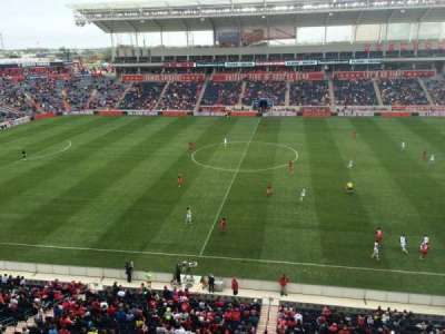 Toyota Park, section: 207, row: 7, seat:  1