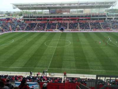 Toyota Park, section: 207, row: 12, seat: 1