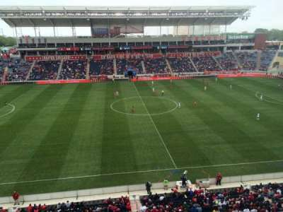 Toyota Park, section: 207, row: 7, seat: 34