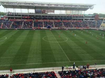Toyota Park, section: 208, row: 7, seat: 1