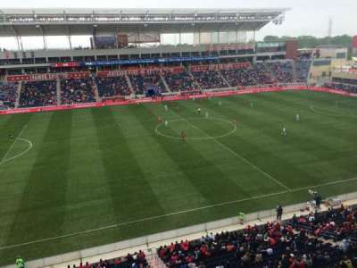 Toyota Park, section: 208, row: 7, seat: 25
