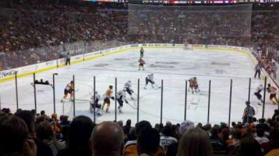 Wells Fargo Center, section: 120, row: 17, seat: 7