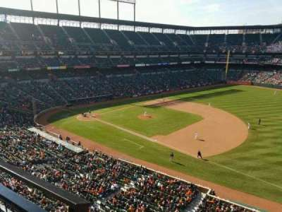 Oriole Park at Camden Yards section 316