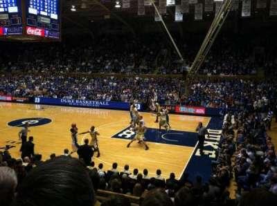 Cameron Indoor Stadium section 9