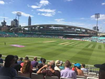 Kia Oval, section: Lock/Laker Upper, row: G, seat: 33