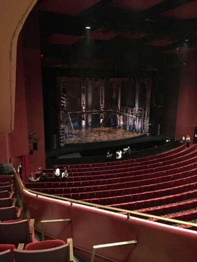 San Diego Civic Theatre, section: LLOGL2, row: L, seat: 5