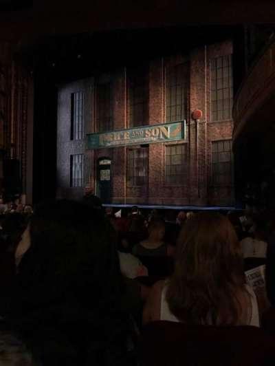Al Hirschfeld Theatre section Orchestra Right
