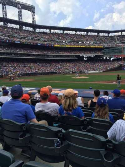 Citi Field, section: 112, row: 7, seat: 5