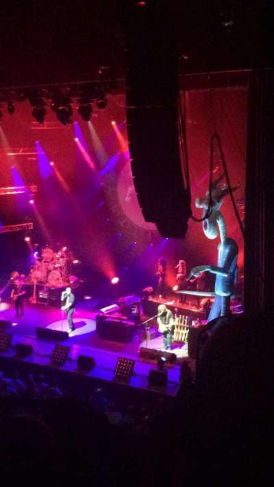 Fox Theatre (Atlanta), section: LRE, row: EE, seat: 30