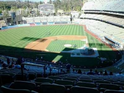 Dodger Stadium, section: 9rs, row: T, seat: 22