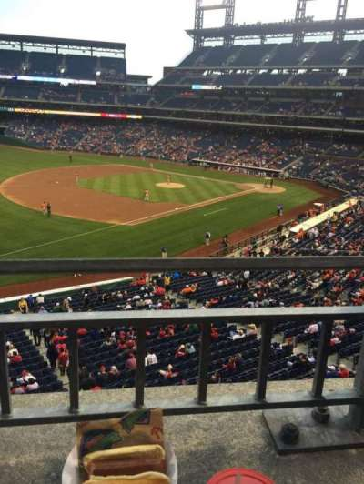 Citizens Bank Park section 234