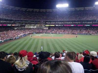 Angel Stadium section P237