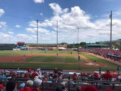 Roger Dean Chevrolet Stadium section 210