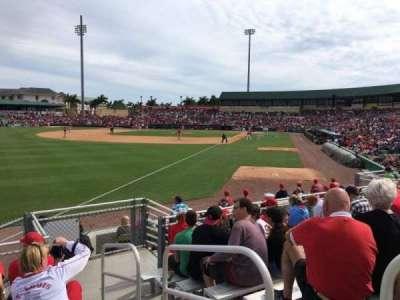 Roger Dean Chevrolet Stadium section Bleachers