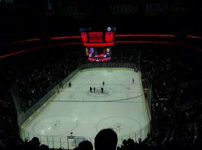 Prudential Center, section: 103, row: 9, seat: 8