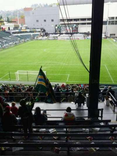 Providence Park section 208