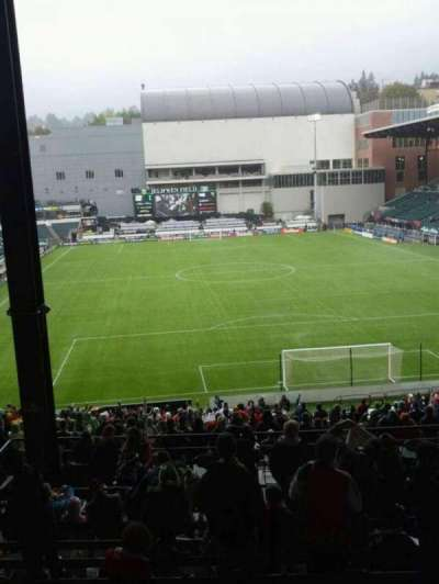 Providence Park, section: 206, row: k, seat: 13