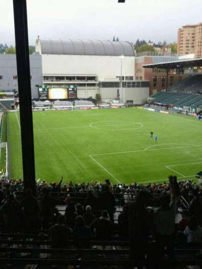 Providence Park, section: 204, row: n, seat: 15