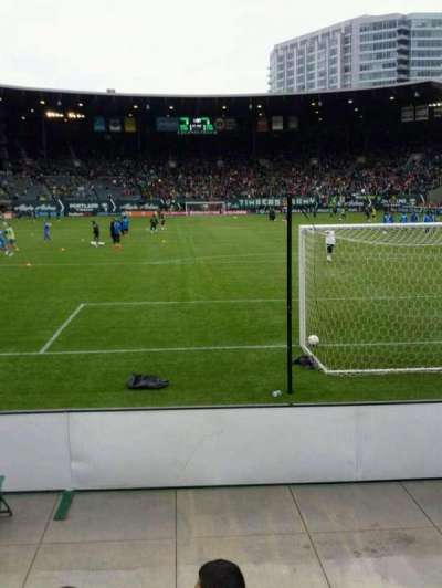 Providence Park, section: sd3, row: c, seat: 11