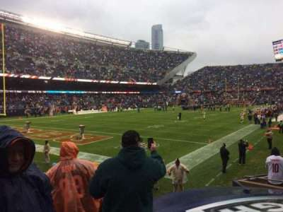 Soldier Field section 119