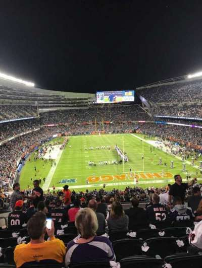 Soldier Field, section: 353, row: 12, seat: 12