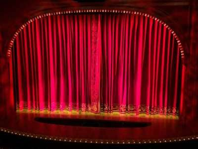 Shubert Theatre, section: Mezzanine Center, row: A, seat: 104