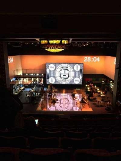 Belasco Theatre section Mezzanine C