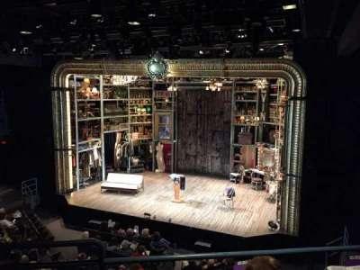 Laura Pels Theatre section Rear Mezzanine Right