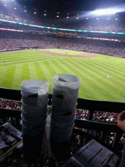Turner Field section Chop House