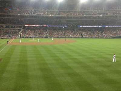 Nationals Park, section: 138, row: S, seat: 14