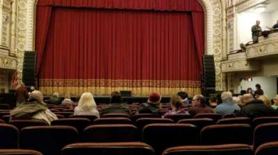 Palace Theatre (Greensburg), section: ORCH, row: L, seat: 6