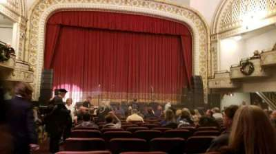 Palace Theatre (Greensburg), section: ORCH C, row: N, seat: 1