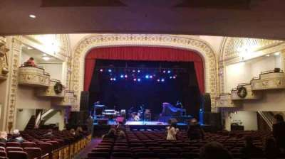 Palace Theatre (Greensburg), section: Orch C, row: T, seat: 2