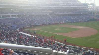 Nationals Park, section: 225, row: F, seat: 19