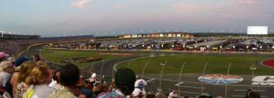 Charlotte Motor Speedway section General Motors G
