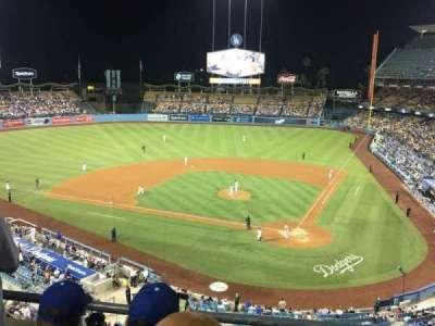 Dodger Stadium, section: 7RS, row: C, seat: 6