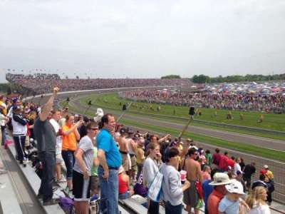 Indianapolis Motor Speedway, section: 44, row: Q, seat: 14