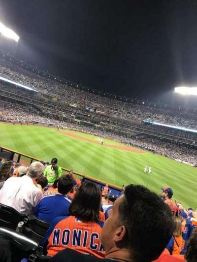 Citi Field, section: 141, row: 22